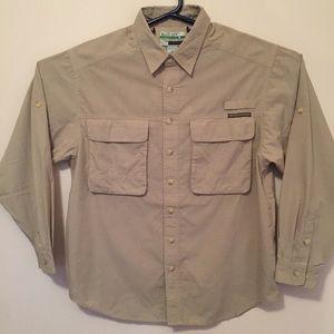 ExOfficio Long Sleeve Travel Shirt w/Insect Shield